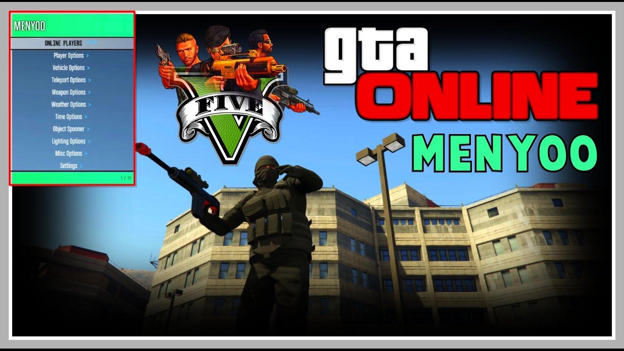Gta v menyoo mod | GTA 5 Menyoo PC [SP] v0 9995b Mod  2019-05-17