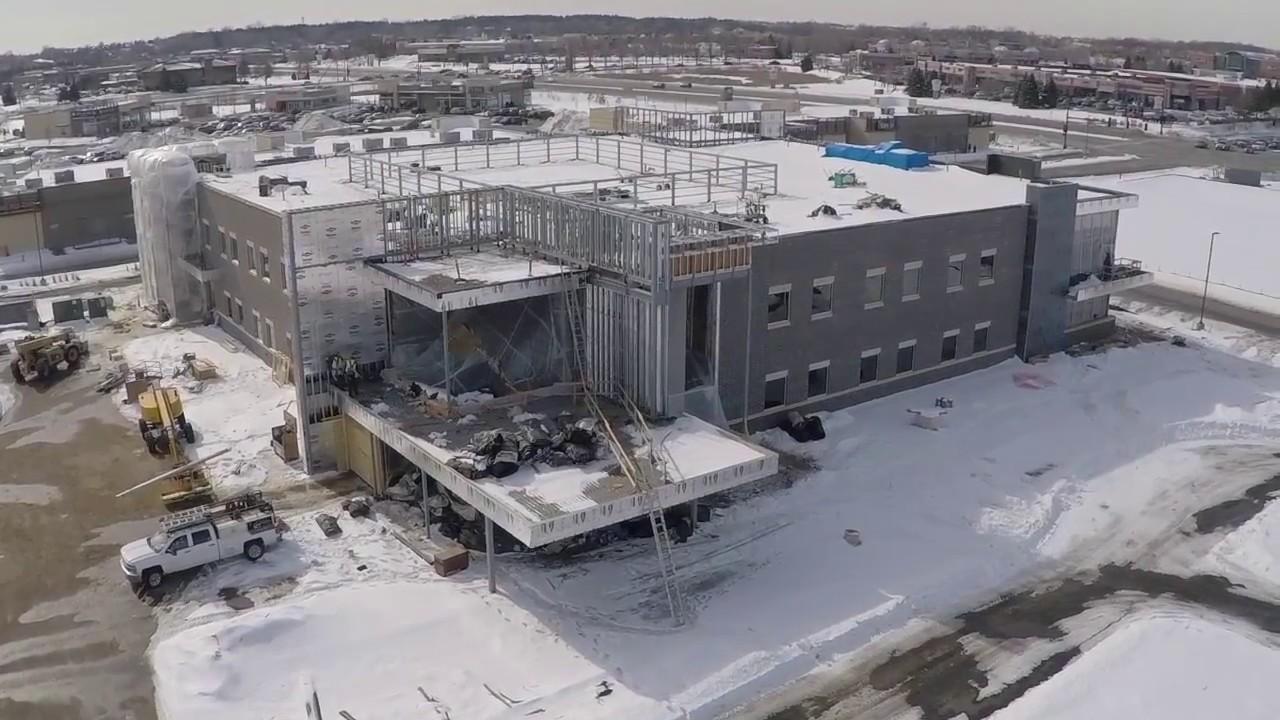Development Plan: City Place Medical Building Woodbury