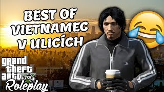 Vietnamec v ulicích GTA RP - BEST OF | Herkonn HIGHLIGHTS #4