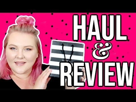 Sephora Sale Haul & Review!! // Thoughts on What I Bought!!   Lauren Mae Beauty