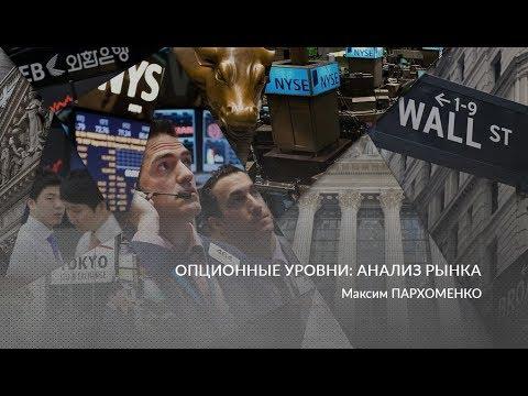 Опционные уровни: анализ рынка 2019.01.10.