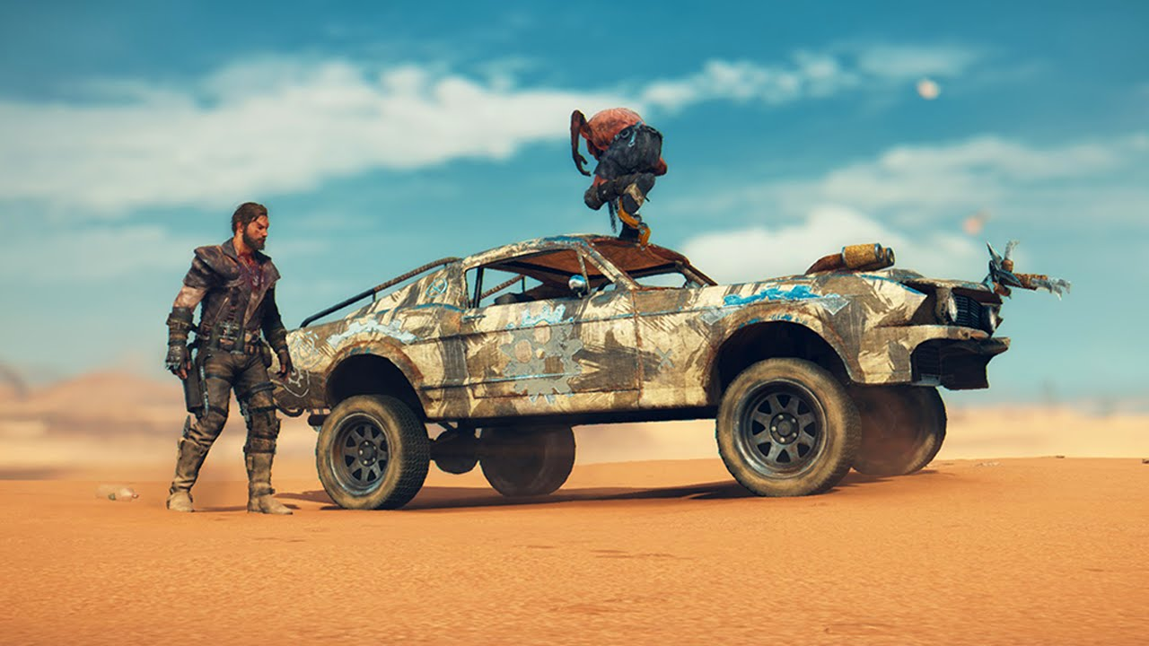 WORLDS FASTEST CAR? (Mad Max #2) - YouTube