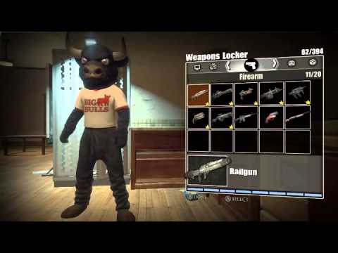 Dead rising 3 swapping the weapon locker youtube dead rising 3 swapping the weapon locker malvernweather Gallery