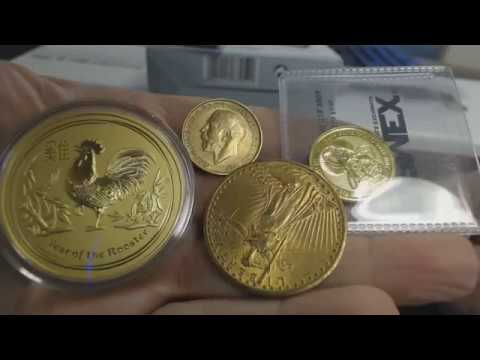 New Year Gold and Silver Coin Buys