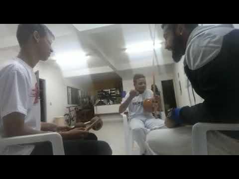 Capoeira na veia