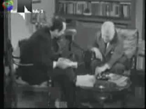 Intervista ad Eugenio Montale (1966)