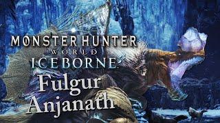 Der Fulgur Anjanath • Monster Hunter World Iceborne