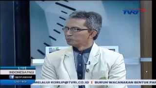 Dialog patelki di TVRI