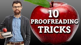 How to Proofread Tutorial: 10 Pŗoofreading Techniques They Didn't Teach You in School