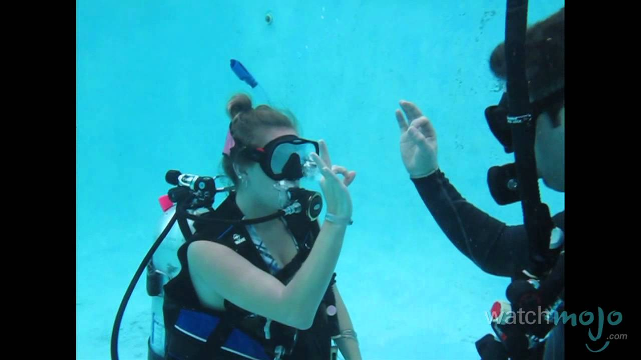 Scuba Diving Underwater Skills And Lessons Youtube