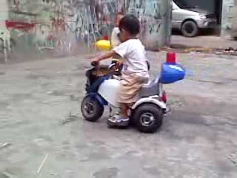 automatic motor cycle by Rivaldi idris and friends.3gp