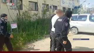Подозреваемых во взяточничестве задержали в Ленском районе Якутии