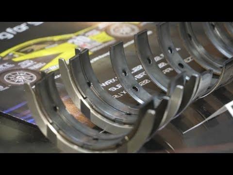 [TECH NUGGET] High Horsepower Bearing Shells   King Engine Bearings