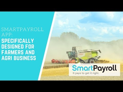 Smartpayroll | Payroll Software Specifically Designed For Farmers And Agri-Business