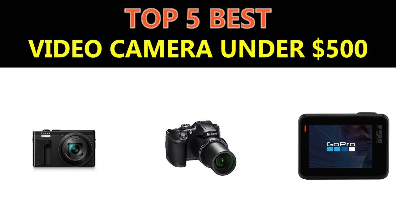 best point and shoot camera under 500