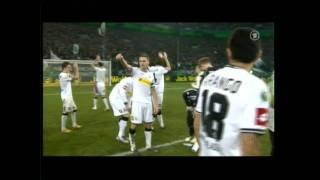 Borussia Park bebt und feiert Borussia Mönchengladbach Pokalsieg vs Schalke 04