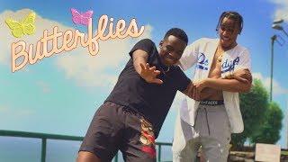 Смотреть клип Aj Tracey - Butterflies