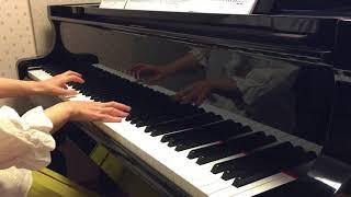 ピアノ演奏「Unlimited/ジャニーズWEST」【耳コピ】