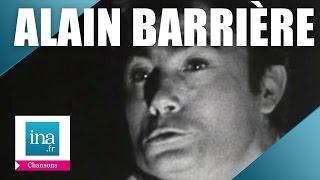 """Alain Barrière """"La chamade"""" (live officiel) - Archive INA"""