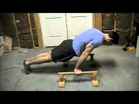 Download Gymnastics Parallettes Strength Training Series Part 2