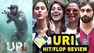 Uri Movie: India's Reply To Pakistan – Hit or Flop Honest Review By Public – Vicky Kaushal,