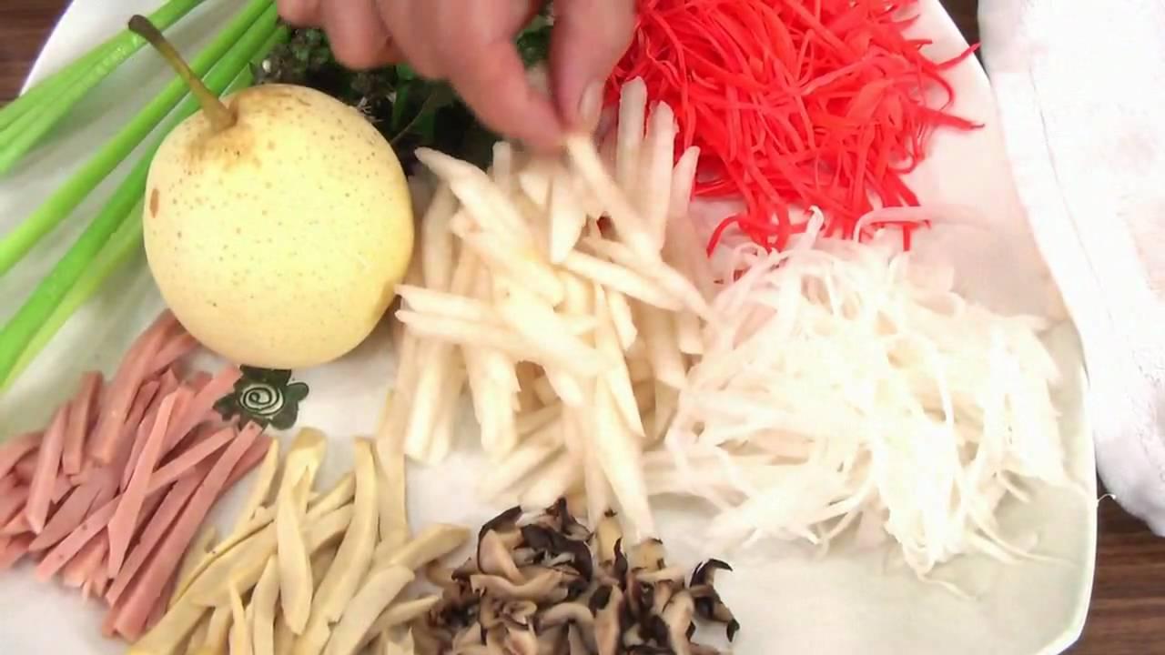how to make crispy veg spring rolls