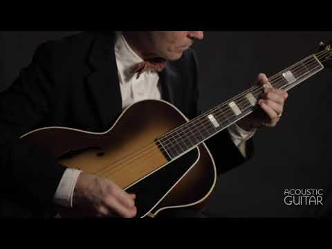 """How to Play """"Picking the Guitar,"""" a Classic Solo Guitar Jazz Instrumental"""