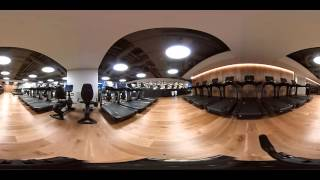 Pure Fitness ICBC Tower - 360° Virtual Tour thumbnail