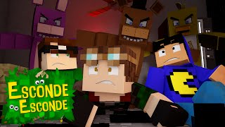 Minecraft: QUARTO FIVE NIGHTS AT FREDDY