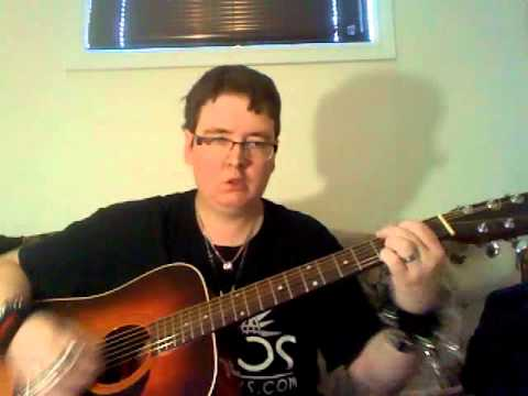 me showing you how to play 'callin' baton rouge' by garth brooks on acoustic guitar