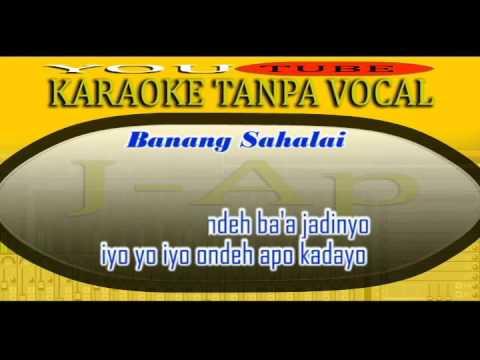 Karaoke Minang Banang Sahalai_J-Ap