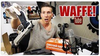 Fan schickt mir WAFFE WTF!!? | Marco Verzällt #022