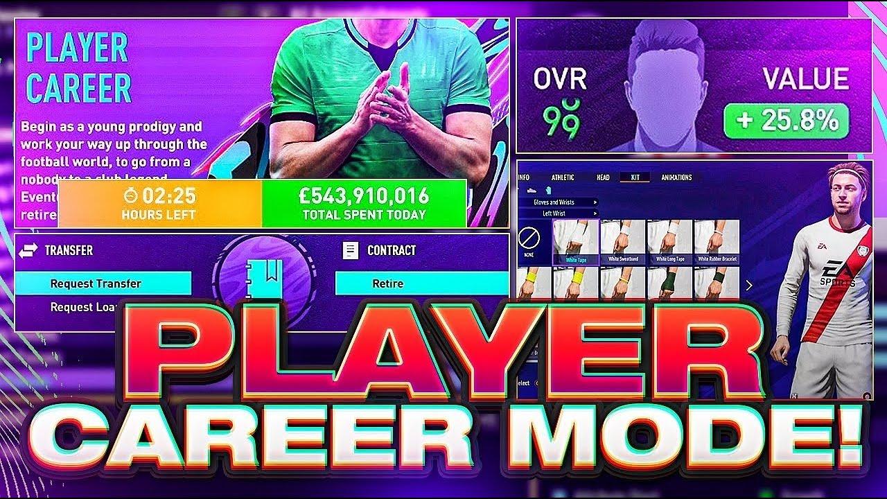 FIFA 21 Player Career Mode Official Gameplay! thumbnail
