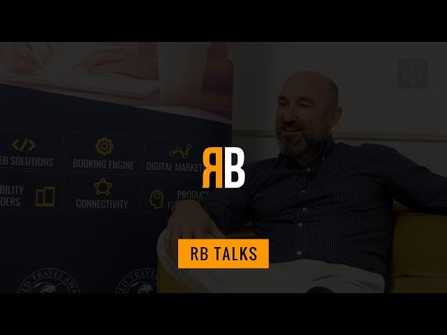 RB Talks / Toni Omañas