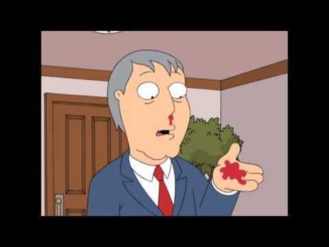 Mayor West is stupid! FAMILY GUY