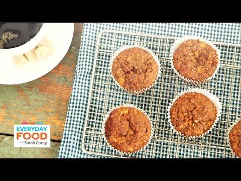 Pineapple Bran Muffin Recipe - Everyday Food With Sarah Carey