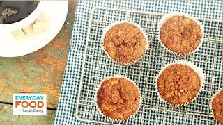 Pineapple Bran Muffin Recipe - Everyday Food With Sarah Carey