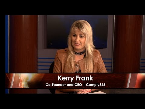 Innovation Interview with Kerry Frank, Co-Founder and CEO of Comply365