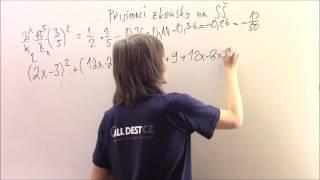 Přijímací zkoušky na SŠ #2 - CERMAT test