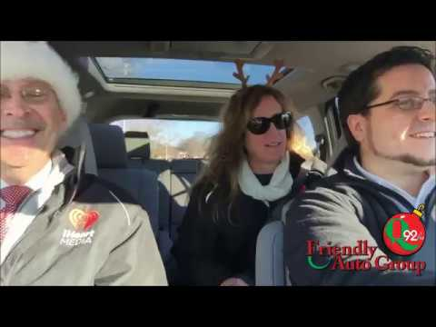 Friendly Christmas Karaoke Carpool with Joe & Michelle from Q92 - EP1: 2016 Honda Pilot