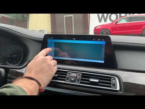 BMW 7er - переделка из F01/02 в G11/12