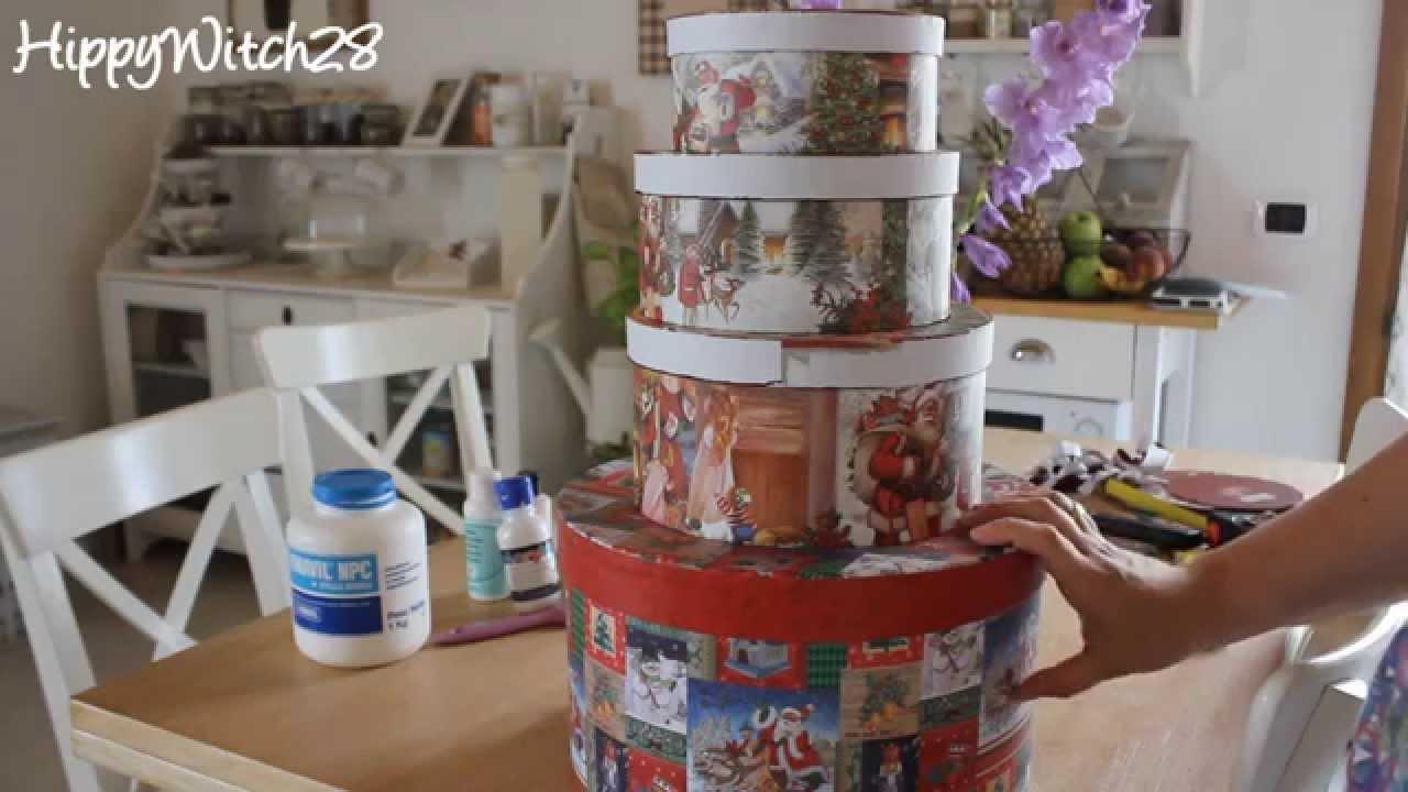 spesso DIY: Wedding Cake Card Box - Torta Porta Buste FAI DA TE - YouTube DK07