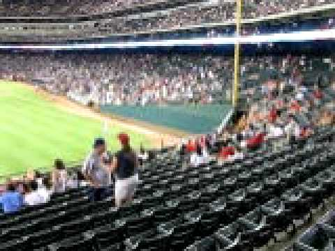 Rangers vs. Twins 8_23_10