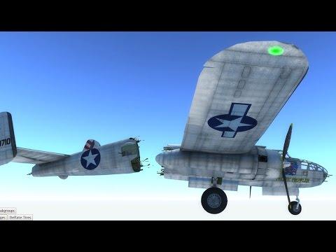 B-25 Mitchell - BeamNG.drive