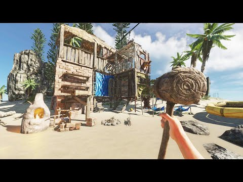 Top 10 Survival Open World Crafting Games for Android & iOS 2021