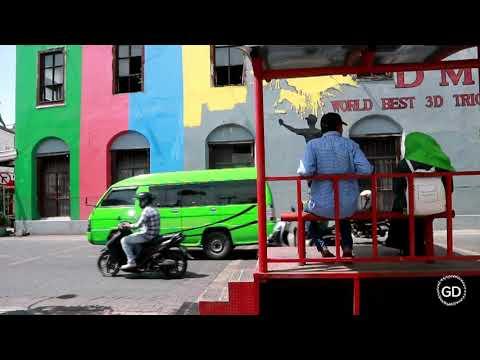Semarang Zero Budget Travel | Keliling dengan Bus Tingkat | Interior Bus Tour + Review Pengunjung