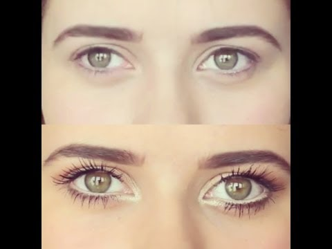 How To Make Your Eyes Look Smaller Naturally