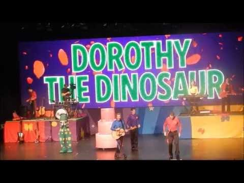 The Wiggles Live in concert Cornwall ON Part 6