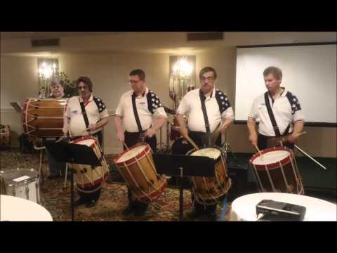 New York Drummers Association at U.S.A.R.D. Convention