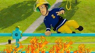 Пожарный Сэм на русском   Шпионские Игры 🚒 Эпизоды Компиляция   Новые серии HD🔥 мультфильм